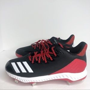 adidas Icon Bounce Baseball Cleats Shoes CG5246